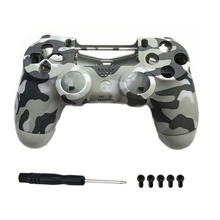 PS4 Pro 4.0 controller Camo shell Replacement Housing Case For Playstation 4 Dualshock JDS 040 JDM Gen 2 V2