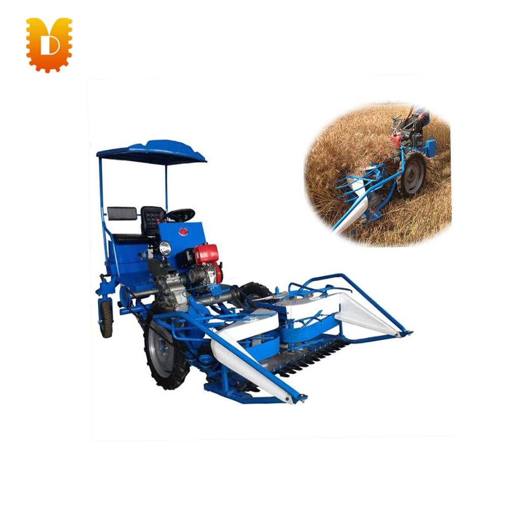 Factory Price 4 Wheels BCS Diesel Wheat/Rice/Paddy Reaper Binder Machine