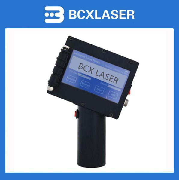 Good price Handheld inkjet printer small character inkjet printer best price 5pin cable for outdoor printer