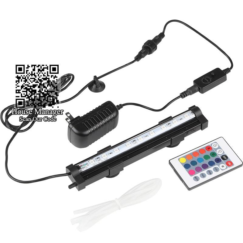 Accessories & Parts Sunsun Tank Lighting Controller Aq-100 Aquarium Fish For Aq-105 Aq-108 Display Screen Electrical Socket Us Uk Eu Au High Quality