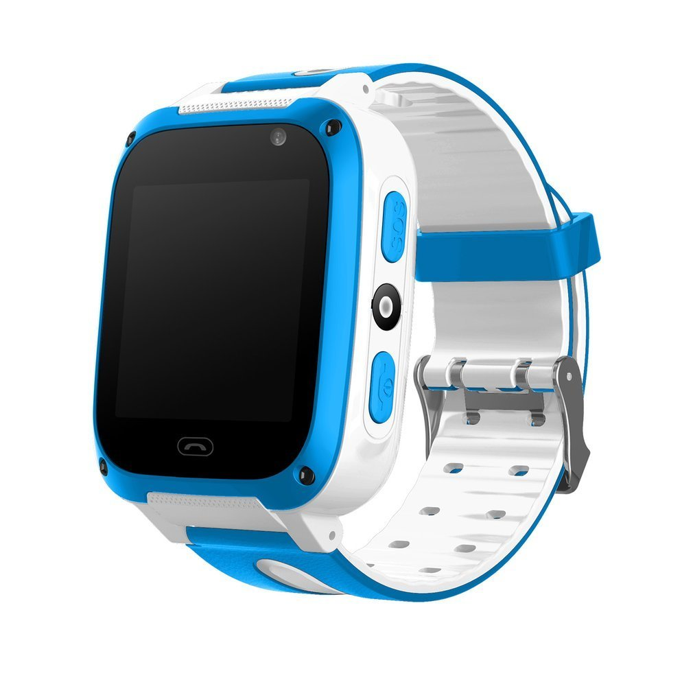 T10 Smart Children Watch Fashion Casual 1.44 Inch Screen Silicone Strap GSM Game Phone Watch with Flashlight SOS Alarm