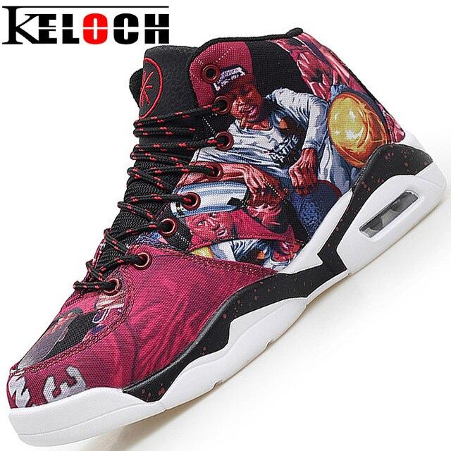 d9e22c17488b Keloch chaude 2017 hommes de basket-ball chaussures homme tendance style femmes  de basket-