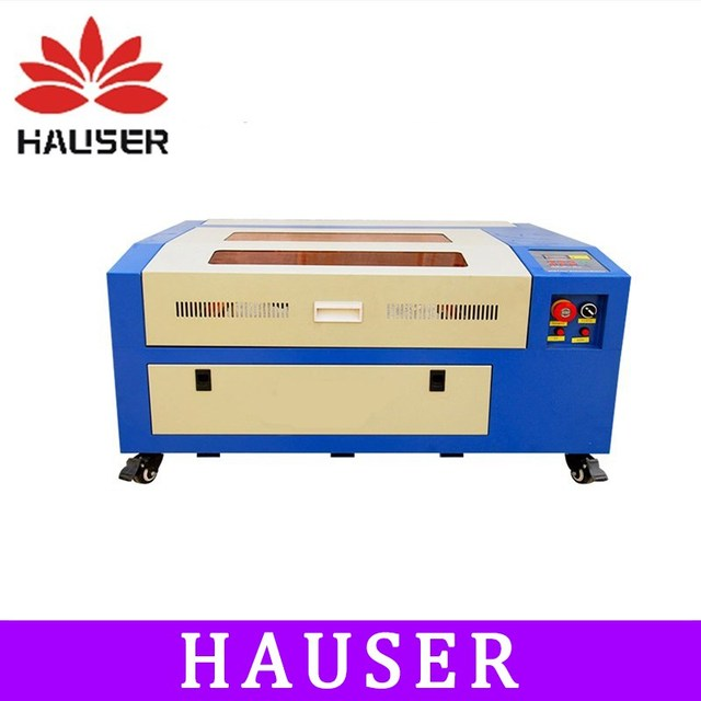 Free Shipping HCZ co2 laser CNC 4050 laser engraving cutter machine laser marking machine  mini laser engraver cnc router diy