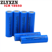 1-10PCS 2019 18650 New 100% Original 2600mAh Li ion ICR18650-26F 3.7V rechargeable battery for Flashinglig notebook