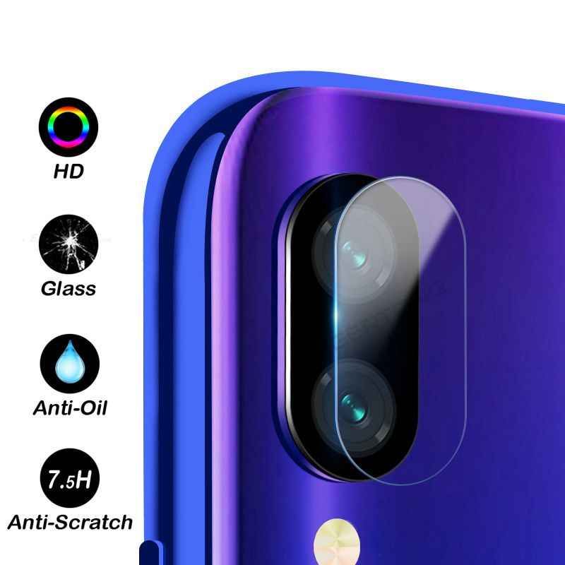 For Xiaomi Redmi Note 7 Pro Protector 9H Hardness Tempered Glass Back Camera Lens Protector Glass Redmi Note 7 8 Pro Accessories