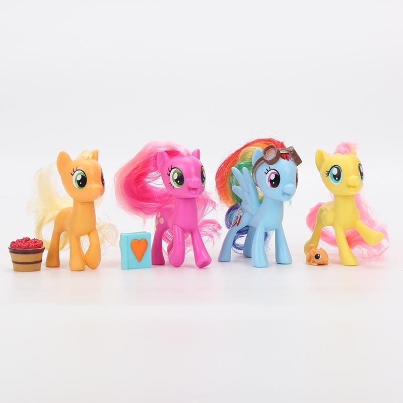 Mi pequeño Pony Juguetes De La magia de la amistad-Rainbow Dash ...