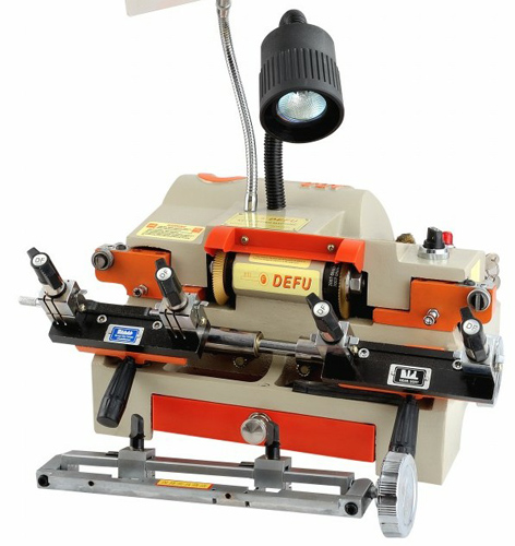 Многофункциональная машина для продублирования ключей 220 В/50 Гц станок для изготовления ключей для слесаря бытовой нож для ключей 100E1