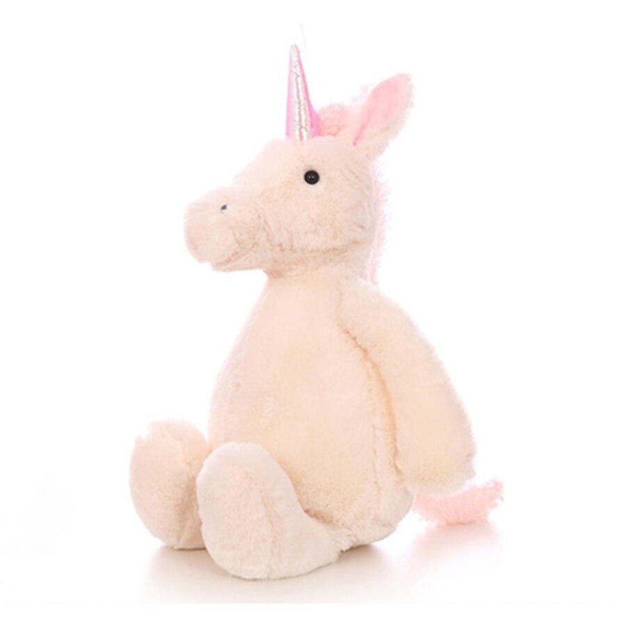 Enfants jouets en peluche Licorne poupée animaux en peluche jouet de couchage dessin animé Juguetes fille cadeau d'anniversaire Licorne jouets pour enfants 60G0615