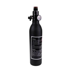 Image 4 - Cylindre pour pistolet à Air comprimé, 4500psi/1.5 bars/30mpa, 0,22 l/0,3 l/0,35 l/l, bouteille dair M18 x, nouveauté