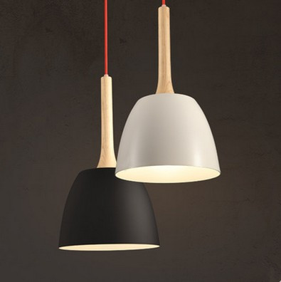 Simple creative wood aluminum pendant light dining room bedroom lamp modern The Tophams Hotel Cafe lighting pendant lamp simple creative wood aluminum pendant light dining room bedroom lamp modern the tophams hotel cafe lighting pendant lamp