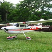 Вспененный RC Самолет Большой Cessna 182 наборы с 1410 мм размах крыльев