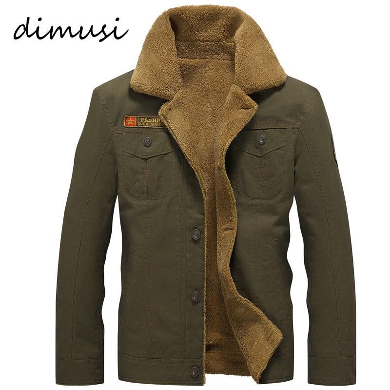 DIMUSI Winter Bomber Jacke Männer Air Force Pilot MA1 Jacke warme Männlichen pelzkragen Armee Jacke taktische Herren Jacke Größe 5XL, PA061