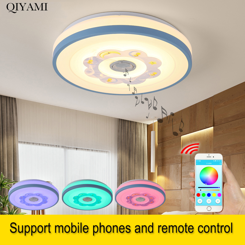 modern ceiling lights rgb lamp led