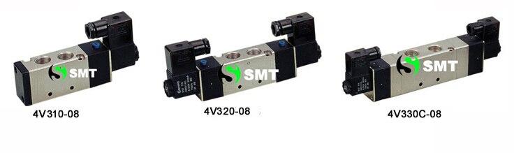 5pcs/lots free shipping Solenoide Valvula 4V310-10 3/8, Boutique Solenoid Valve 2 position 5 way Solenoid Valve dhl ems 5 lots fes to myh 5 2 2 3 led myh5223led solenoid valve a1