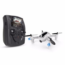 Hubsan H107D+ FPV X4 Plus RTF Quadcopter with 720P HD Camera Live Video 6-axle Gyro RC Helicopter Drone with Live Camera