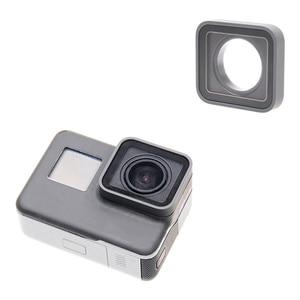 Image 3 - Szklana soczewka aparatu do kamery GOPRO Hero7 6 5 wodoodporny ochronny obiektyw pokrywa naprawa wymiana soczewka UV