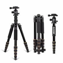 Zomei Q666 Leichtes Stativ Für DSLR Kamera Kugelkopf Einbeinstativ Stativ Compact Travel Kamera Für Die digitale SLR DSLR kamera