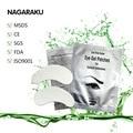 NAGARAKU 50 pairs/lot silk eye pads, under eye patch,eyelash extension eye pads from south korea