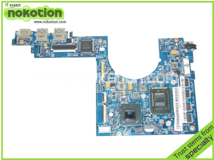 NOKOTION laptop motherboard For Acer Aspire S3-391 Main board i3-2367M CPU DDR3 NBM1011001 NB.M1011.001 48.4TH03.021 laptop motherboard fit for acer aspire 5551 5551g mbptq02001 mb ptq02 001 new75 la 5912p ddr3 mainboard
