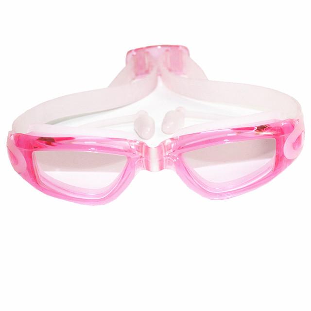 Professional Silicone Transparent Swimming Goggles