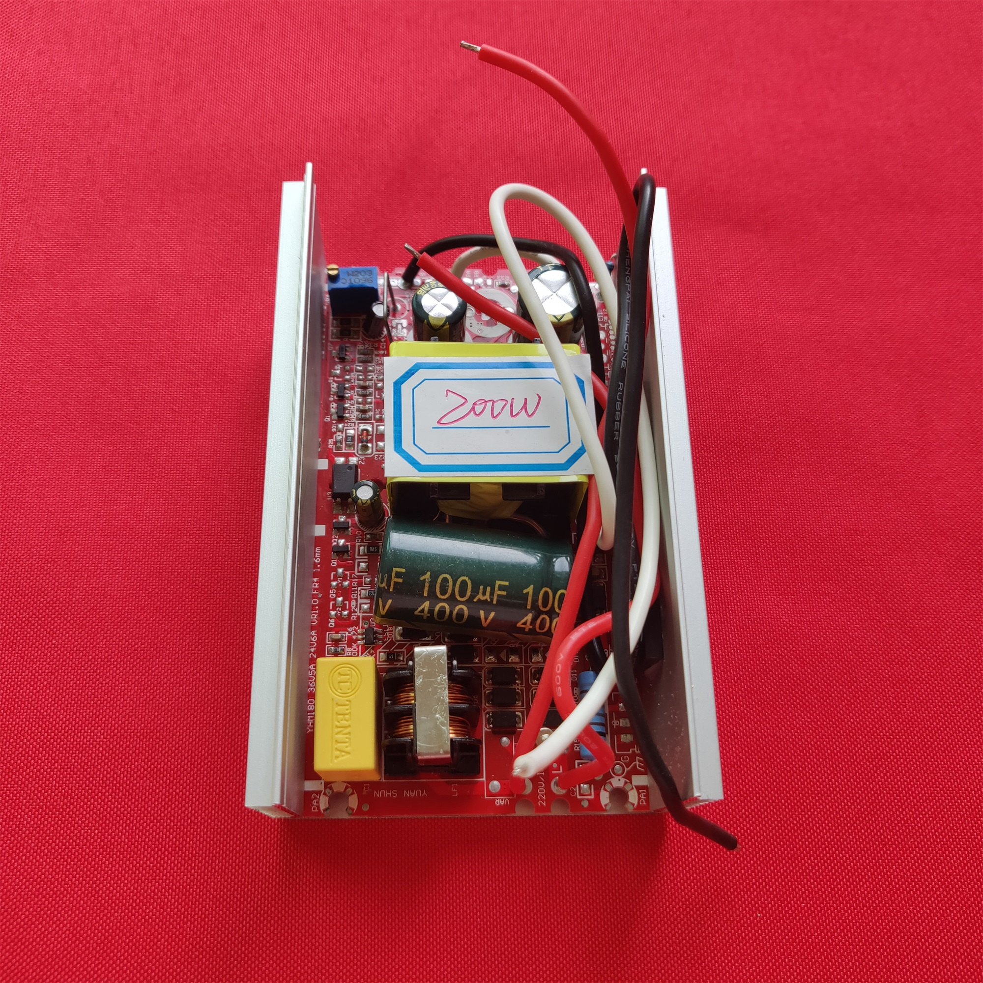 DIY projector projection 200W Constant Voltage Power Supply 220v Input 30-36V output with overload protection