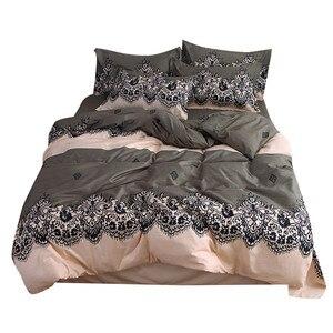 Image 1 - Funda de edredón de cuatro piezas, exótica funda de almohada de tamaño completo cálido estampado maravilloso con estrellas de ensueño ciclo suave sólo colchón de cama
