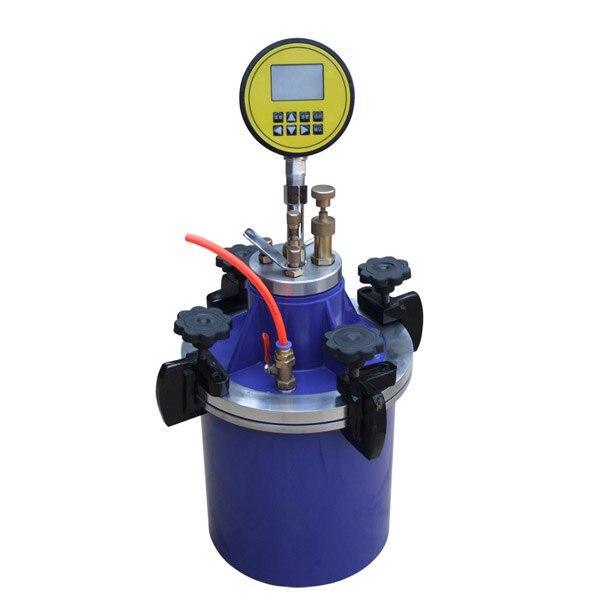 Gas and Liquid Measurement