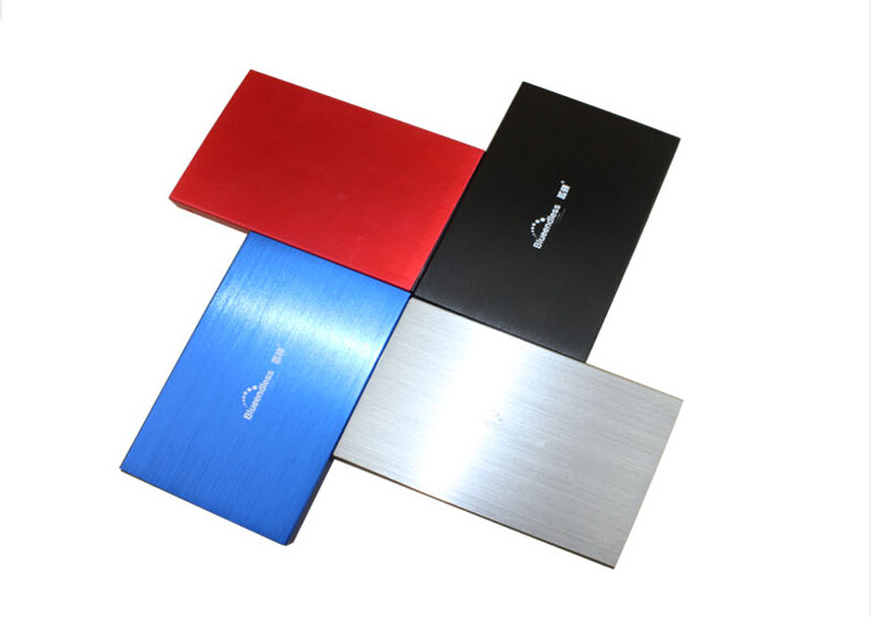HDD USB 3.0 High speed External Hard Drives 120 GB portable Desktop and Laptop mobile hard disk genuine Free shipping