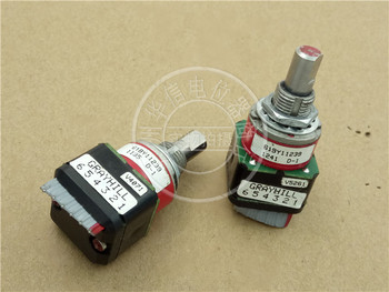 Used GRAYHILL 61BY11239 6 pin with photoelectric encoder switch 6 feet switch