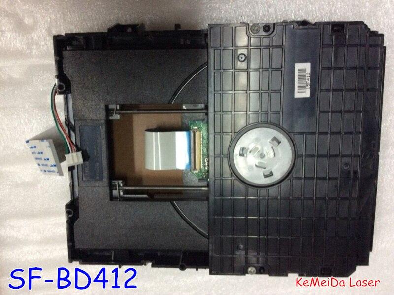 Marque Nouveau SF-BD412V-PP SF-BD412 SF-BD412VST SF-BD412V Blu-ray l'assemblée pour BDP-S4100 Laser Lens Lasereinheit Optique