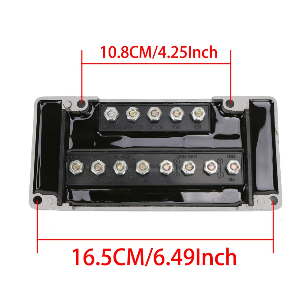 Mercury Force CDI Switch Box Power Pack 332-5772A3 332-5772A5 332-5772A7