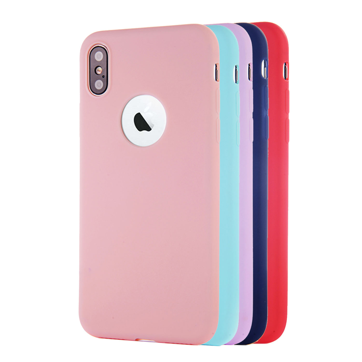 Cover pelle per iPhone 7 Plus / iPhone 8 Plus Custodia ZCRO