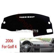 RHD Right Hand Drive Приборной Панели Автомобиля Избегайте Свет Pad Платформы стол Коврик Ковры Для Volkswagen VW MK4 Гольф 4 2006