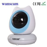2017 720P Wanscam HW0048 P2P Wifi Mini IP Camera Wifi Wireless Support 128G TF Card Home
