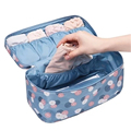 New Arrival Waterproof Travel Storage Bag Thickened Underwear Wash Bra Sorting Kit Organizer Makeup Bags Cosmetic Bag In Bag
