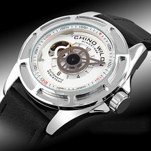Fashion Top Brand Luxury Gift Sports Men Automatic Mechanical Military Business Watches Relojes Relogio Male Montre Wristwatches