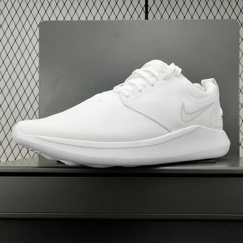 timeless design cac92 924f4 ... NIKE LUNARSOLO Women s Running Shoes, Outdoor Sneakers Shoes,White,  Shock Absorption Wear Resistant ...