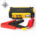Бензин Дизель 16000 мАч Автомобиль Скачок Стартер Пиковый 600A Аварийного Банк Зарядное Booster Зарядное Устройство для Телефона ноутбука SOS свет