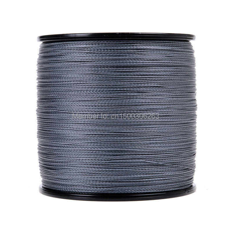 4 strands 500M gray (2)