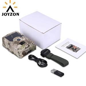 Image 5 - JOYZON HD 1080P cámara de caza 12MP 49 Uds 940nm LEDs infrarrojos visión nocturna trampas para cacería fauna Trail Cámara Animal foto Trap