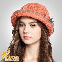 Women Artist Beret Cap French Style Solid Colors100% Wool Soft Felt Beanie Hat, Ladies Fashion Classic Berets B-0724