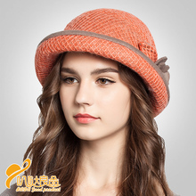 Women Artist Beret Cap French Style Solid Colors100 Wool Soft Felt Beanie Hat Ladies Fashion Classic