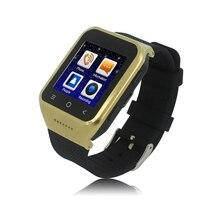 "ZGPAX S8 Androidดูสมาร์ท1.54 ""Android 4.4 MTK6572 Dual Coreอิเล็กทรอนิกส์3กรัมโทรศัพท์นาฬิกาRelogiosที่มีจีพีเอสr eloj Inteligente"