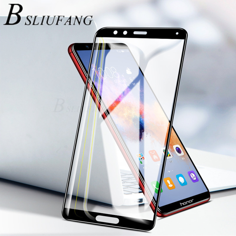 BSLIUFANG 9H Tempered Glass For Huawei P9 P10 Plus P20 Pro Lite Screen Protector Protective for Huawei Honor 6X 7X 8X 7A 7C 8CBSLIUFANG 9H Tempered Glass For Huawei P9 P10 Plus P20 Pro Lite Screen Protector Protective for Huawei Honor 6X 7X 8X 7A 7C 8C