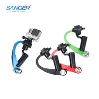 GoPro Accessories Special Stabilizer Handheld Bow Type Balancer Selfie Stick Monopod Mini Tripod For Xiaomi Yi