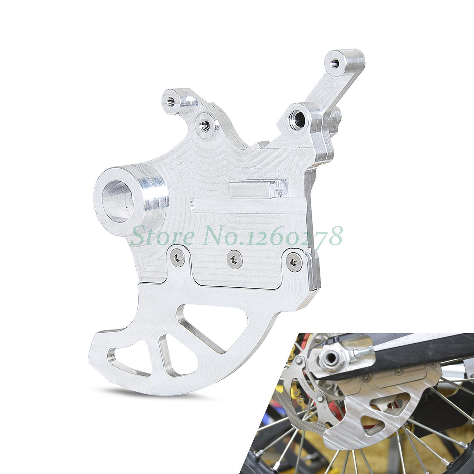 Brake Disc Guard/Protector for Yamaha YZ250F 450F 2009-2016 keoghs real adelin 260mm floating brake disc high quality for yamaha scooter cygnus modify