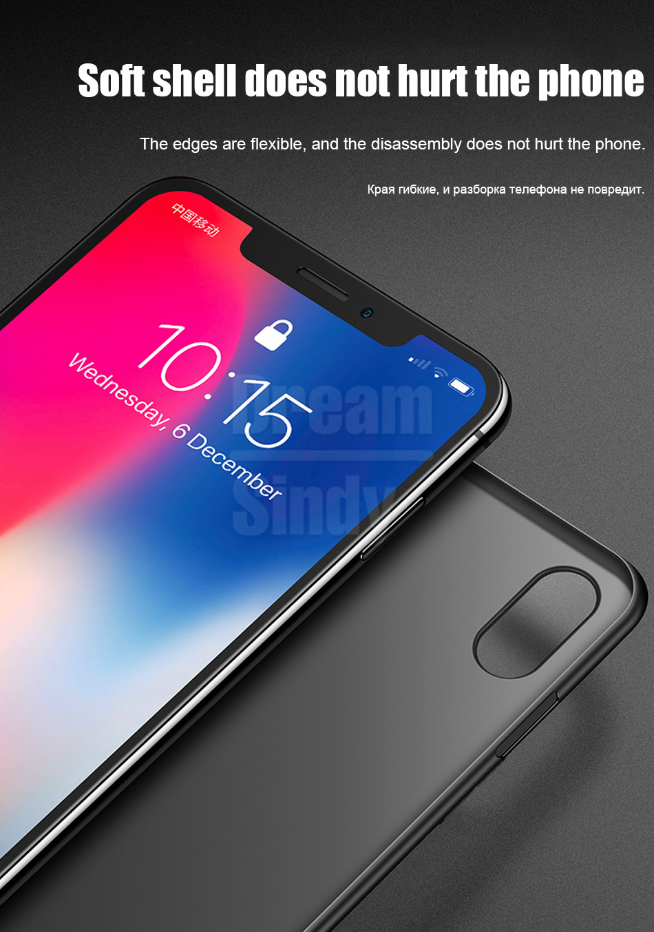 Ultra Thin Original Case For iphone