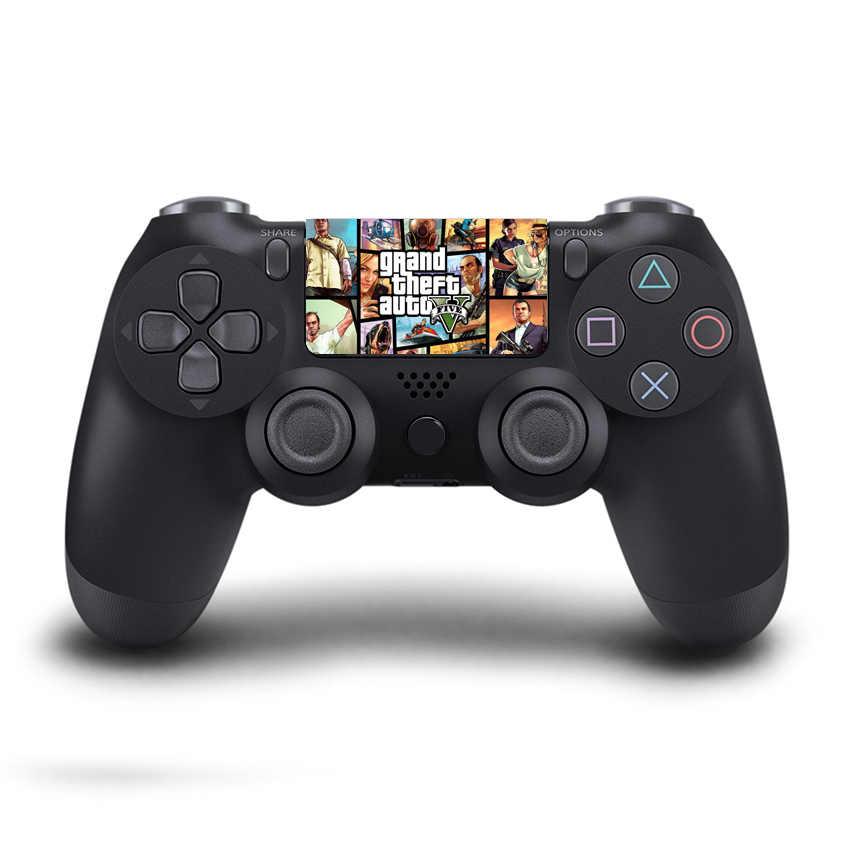 Для контроллера PS4 Сенсорная панель виниловые наклейки для кожи для sony playstation 4 наклейка крышка Сенсорная панель кожа игровые аксессуары