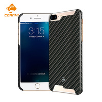 Carbon Fiber Cover For IPhone 7 Plus 7s Plus Case 100 Real Shockproof Ultra Thin Polishing