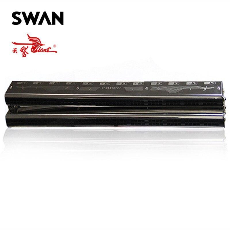 Лебедь SW48HX1 High End 48 компл. основных гармоника аккорд сопровождение музыкальный инструмент духовых инструментов Лебедь гармоника Арфы